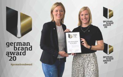 Interliving: Zum zweiten Mal Gewinner des German Brand Awards